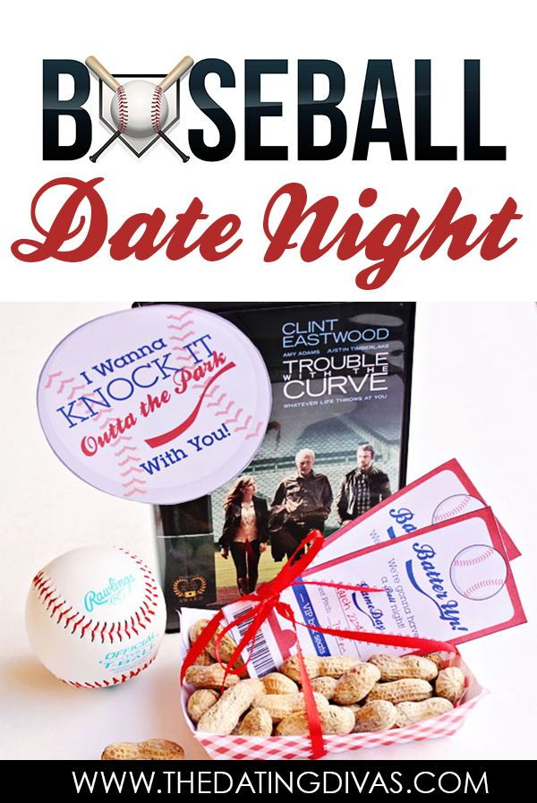 Fun Baseball Surprise for your Husband or Boyfriend