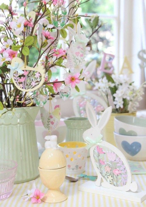 10 Easter Decorations So Cute You'll Want To Keep Them Out All Spring Long