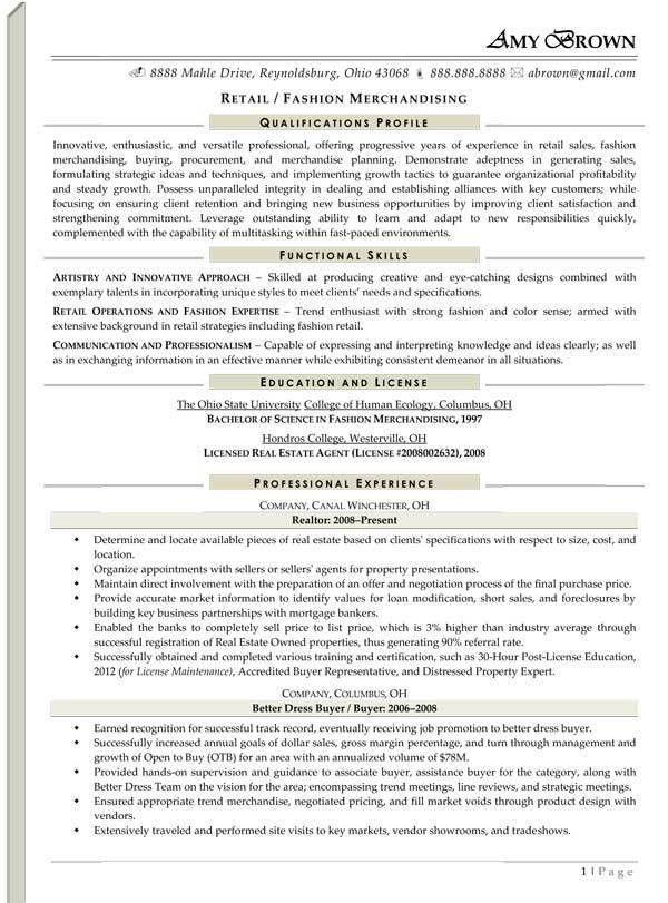 junior merchandiser resume resume cv cover letter