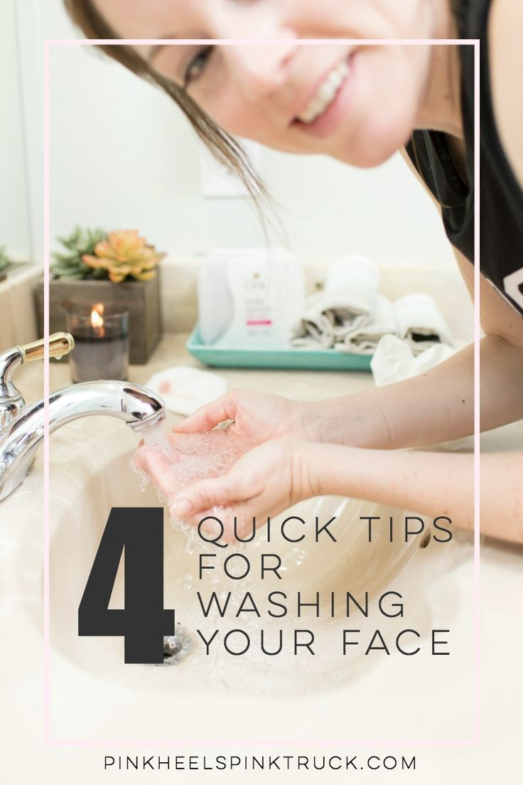 Make washing your face super simple with these quick tips! Number 1 is important!! @olay #ad #nomakeuprequired