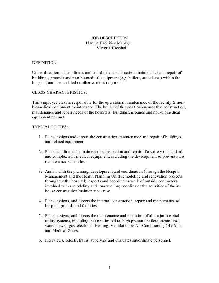 Plant Superintendent Resume Plant Manager Resume Example, Plant - plant superintendent resume