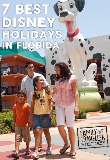 7 best family-friendly Disney holidays in Florida
