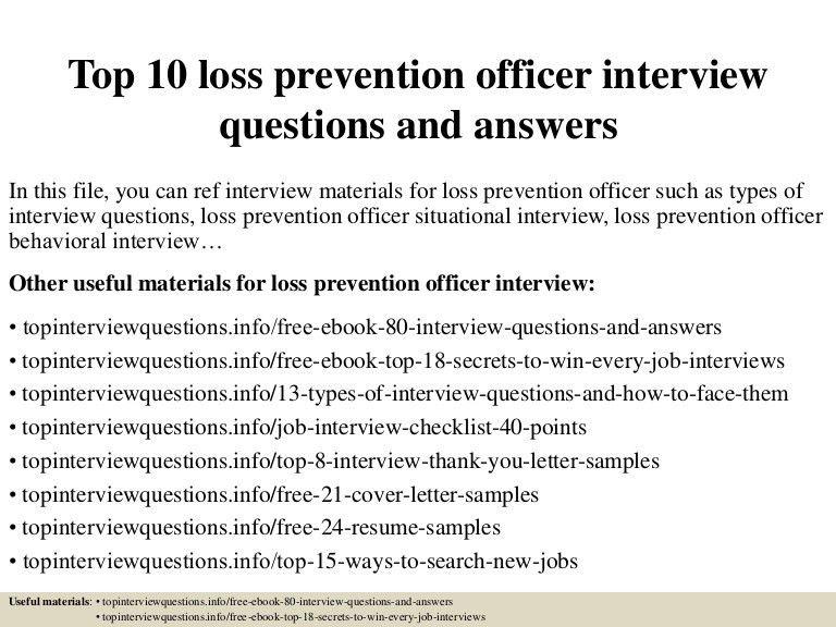 Kmart Loss Prevention Associate Sample Resume] Loss ...