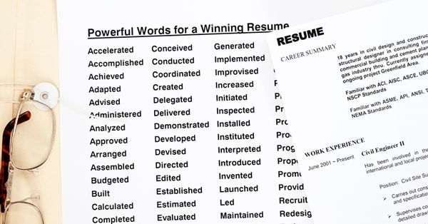 tips for writing a resume writing your own resume matchboard