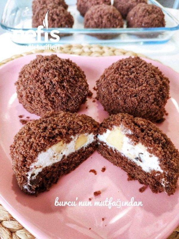 Mini Köstebek Pasta (Mutlaka Denemelisiniz) - Nefis Yemek Tarifleri