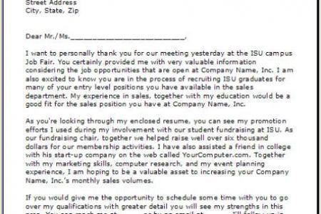 follow up letter after sending resume sample after sending resume