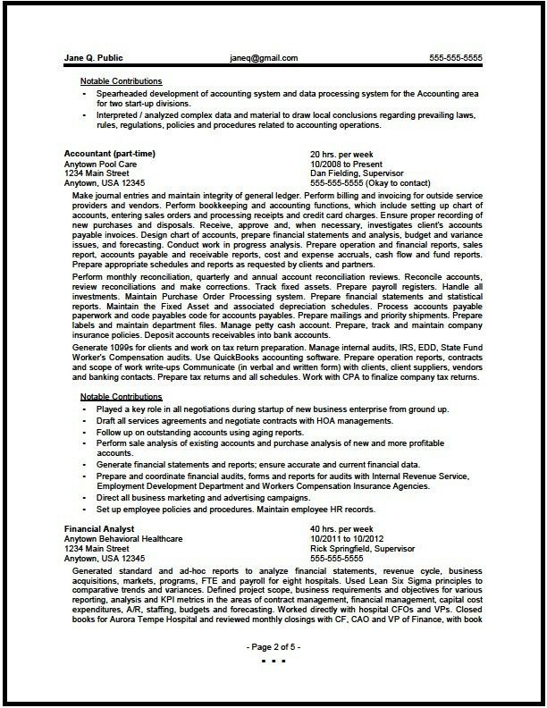 Financial Analyst Resume Examples Financial Analyst Job Resume   Operations Analyst  Resume