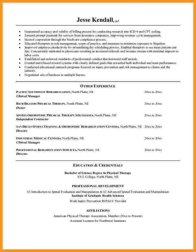 Beauty Therapist Resume Beauty Therapist Cover Letter, Beauty - physical therapy resumes