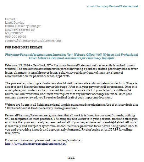 pharmacy residency letter of intent - Mersnproforum
