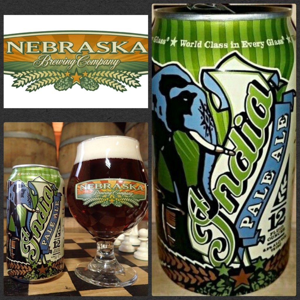 647 India Pale Ale Nebraska Brewing La Vista Ne Craft