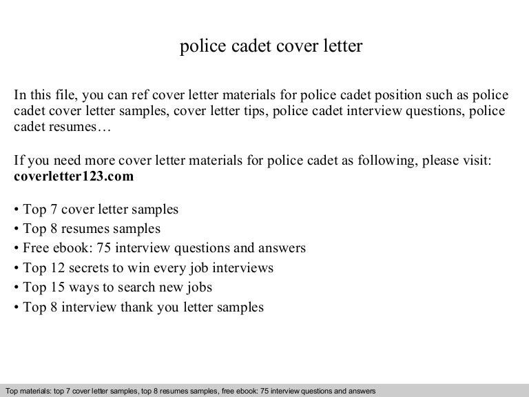 Police Officer Resume Cover Letter. Parole Cover Letter Probation