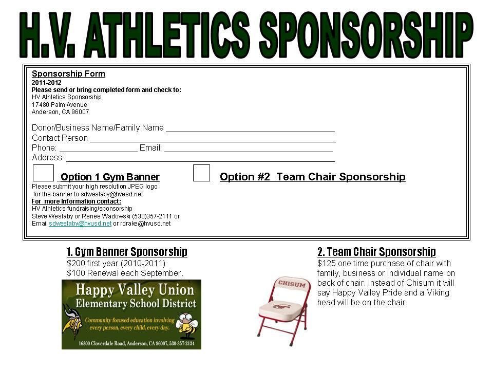 Sponsorship Form Sample Sponsorship Templateevent Sponsorship - athlete sponsorship proposal template
