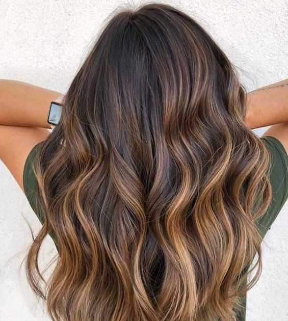 We have presented here our most demanding shades of balayage caramel hair colors to make your long hair looks more cool and attractive in year 2018.