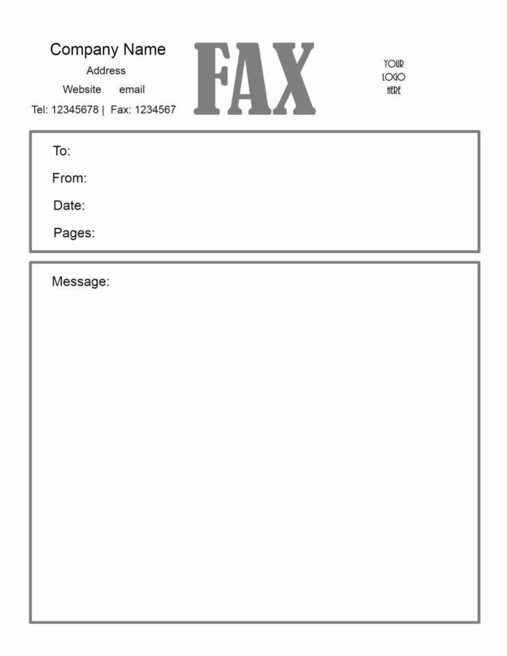 Free Fax Cover Sheet Template Free Fax Cover Sheet Template - fax cover sheet free