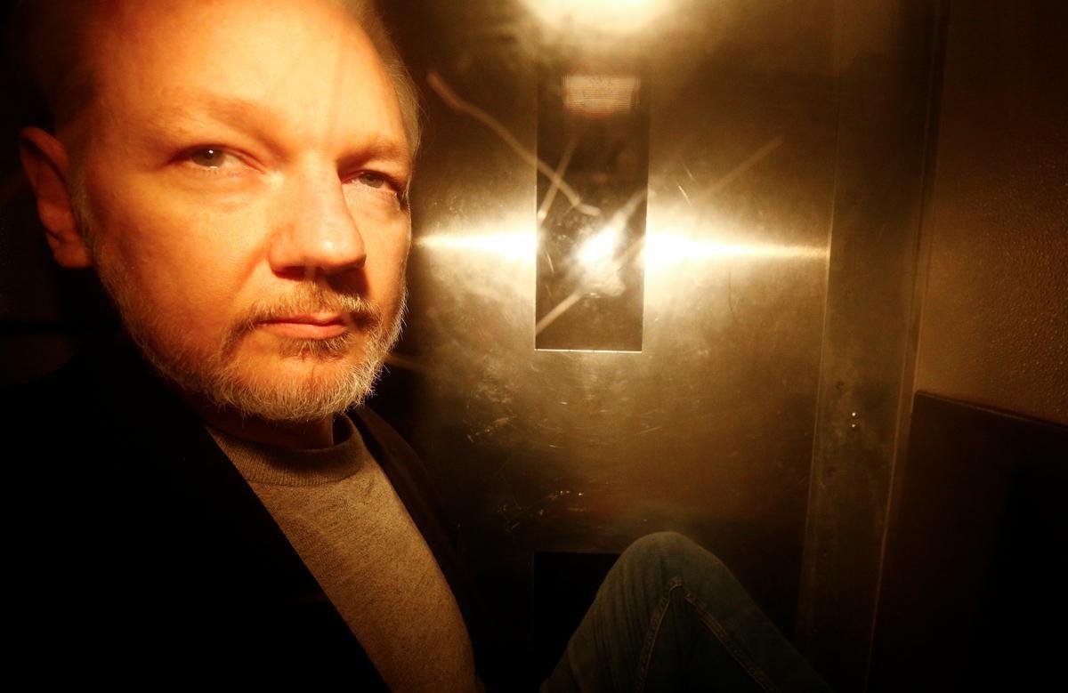 WikiLeaks founder Julian Assange was sentenced to 50 weeks in prison by a Britis…