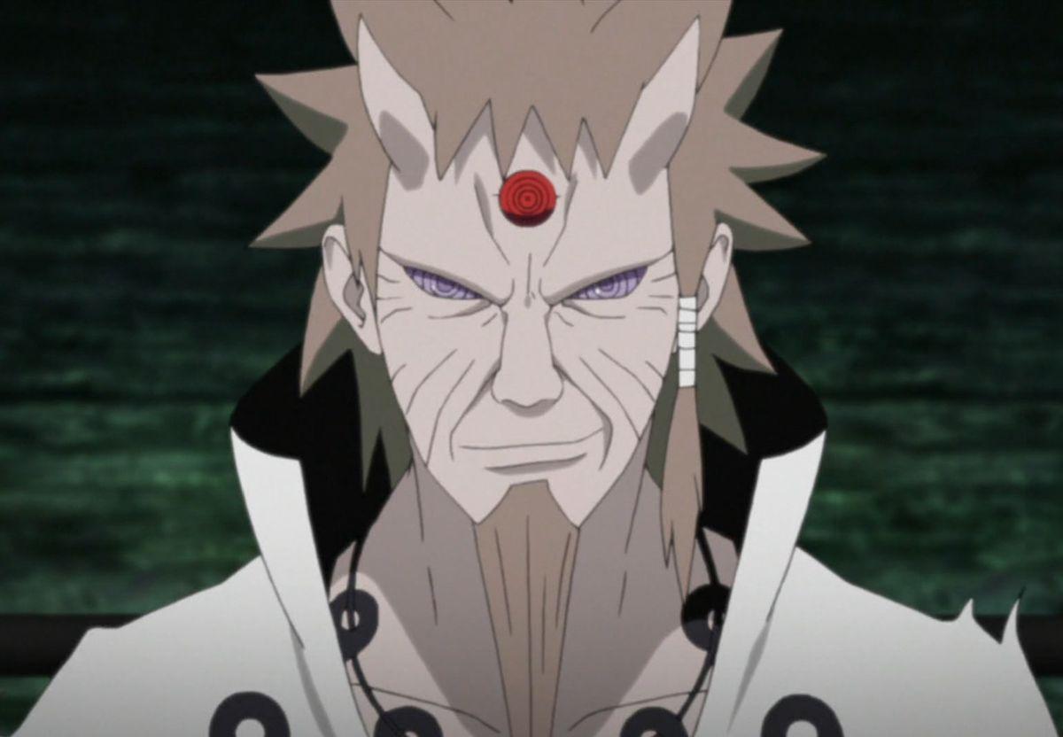 Otsutsuki clan members