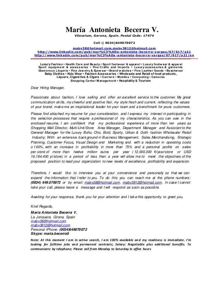 cover letter for fashion job | node2004-resume-template.paasprovider.com