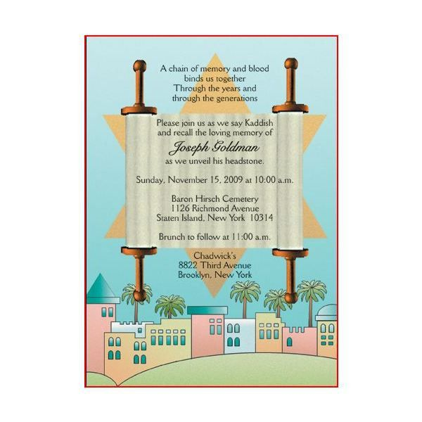 Unveiling of tombstone invitation wording free custom invitation unveiling of tombstone invitation cards southernsoulblog com stopboris Gallery