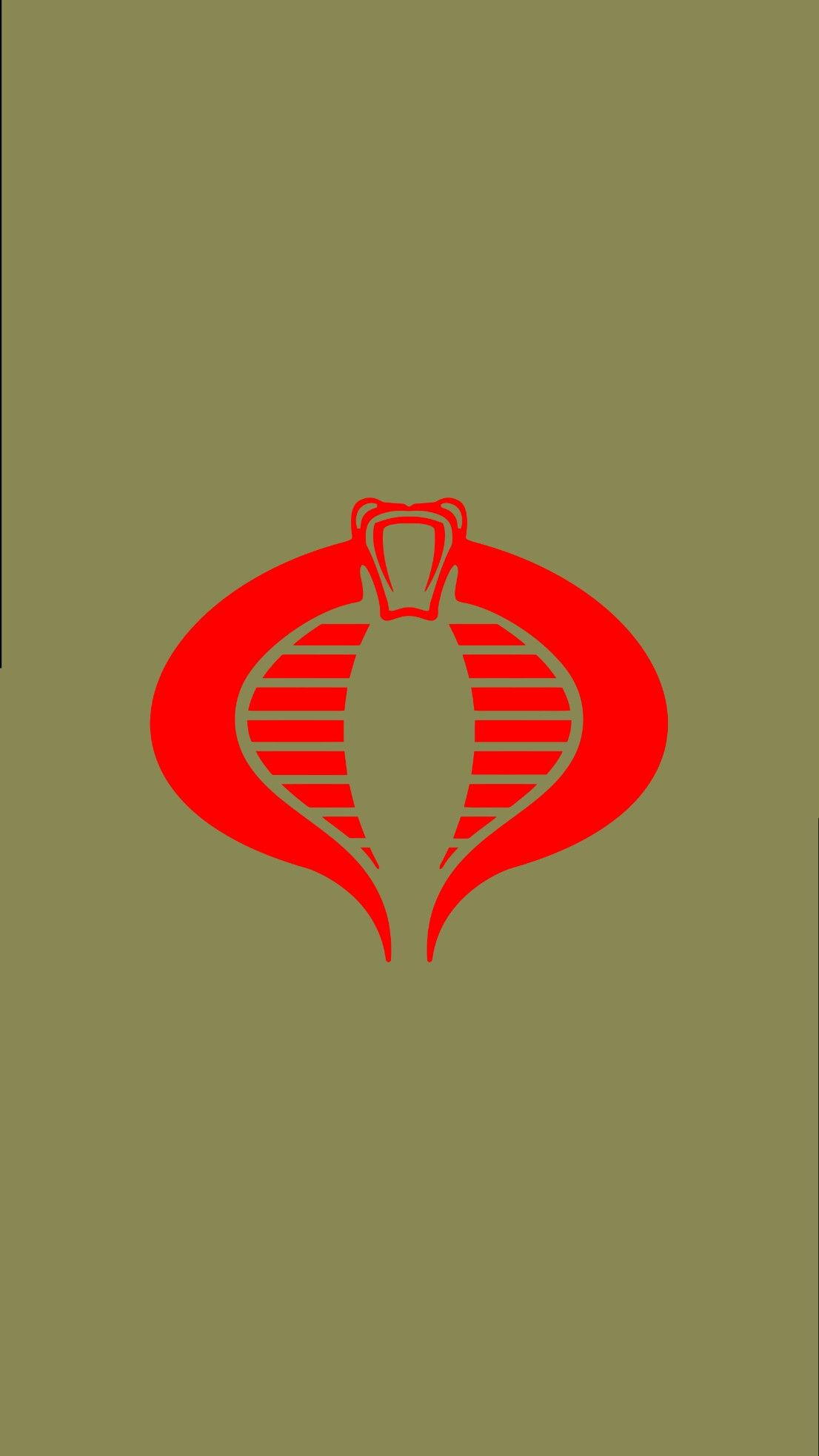 Wallpaper Gold 50 Android Iphone Cobra Cobra Commander Cobra Under Armor