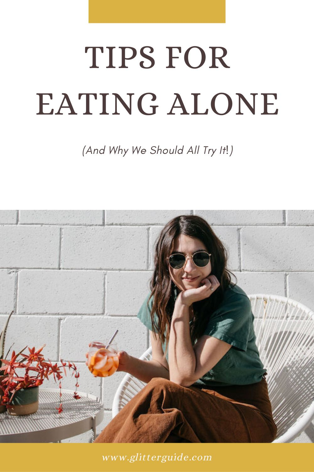 Tips For Eating Alone (And Why We Should All Try It!)