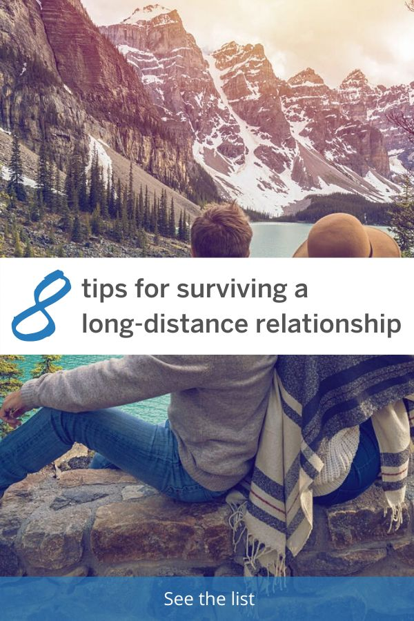 8 tips for surviving long-distance relationships