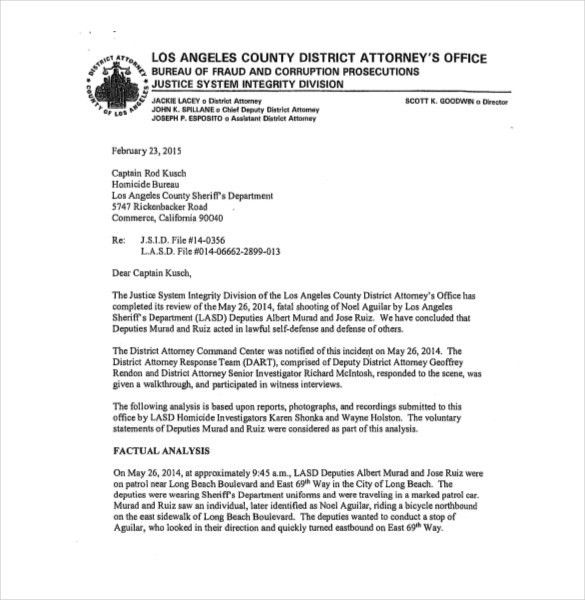 Sample Police Reports Sample Police Report Template 13 Free Word - police report template