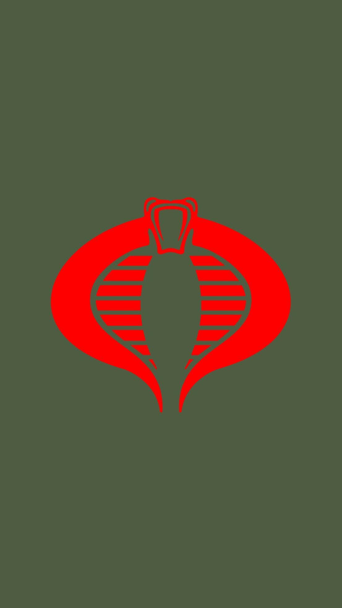 Wallpaper Gold 50 Android Iphone Cobra Cobra Commander Cobra Wallpaper
