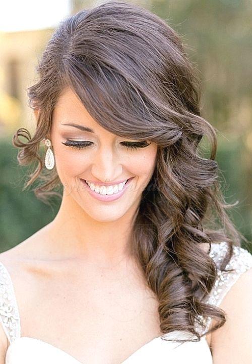 Bridesmaids Hairstyles Medium Ideas