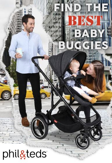 Find the best baby buggies for active families