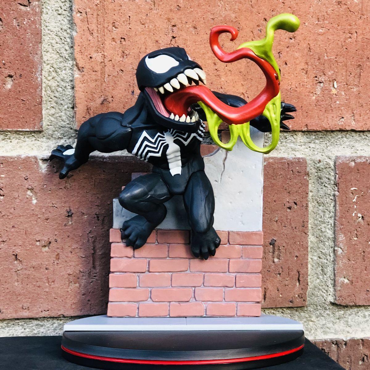 Venom Diorama