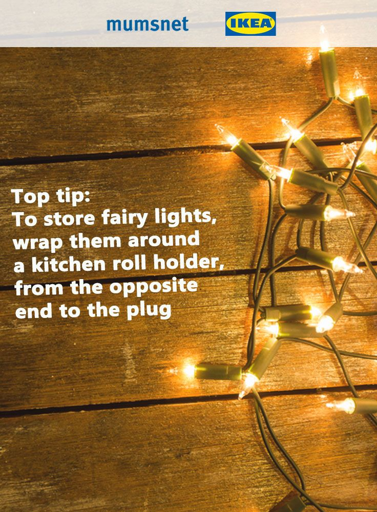 Christmas tip #3
