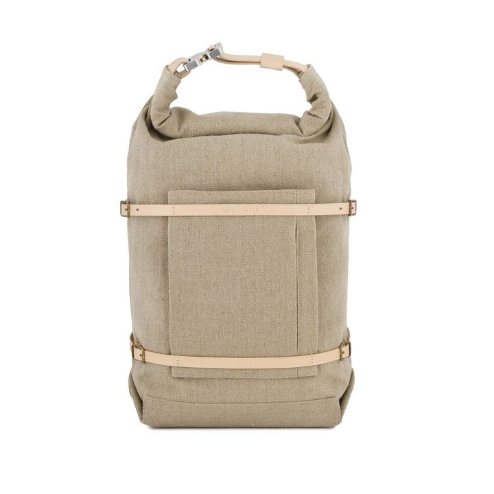 Thisispaper U-tility Backpack Raw Natural (sample) – Thisispaper Shop