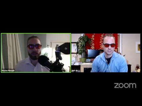 Q&A Live: The Truth About EMF Radiation with Nick Pineault