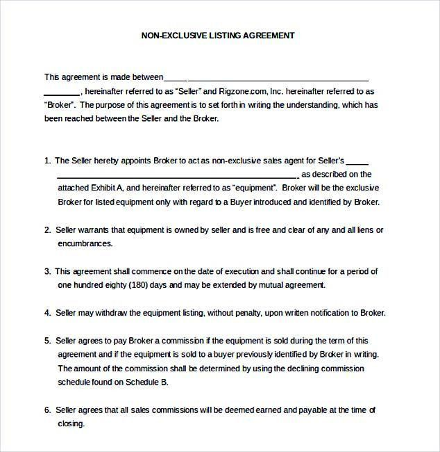 Free Sample Joint Venture Agreement Template