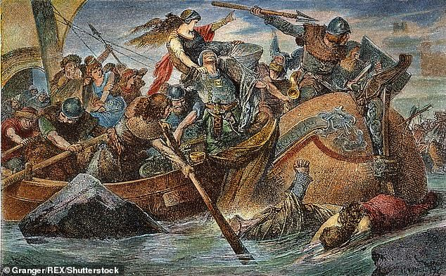 Rampaging Vikings were fuelled by hallucinogenic herbal tea that made them feel less pain   Daily Mail Online