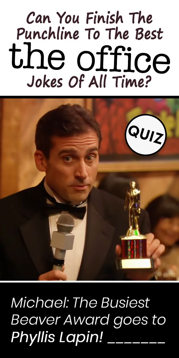 """Can You Finish The Punchline To The Best """"The Office"""" Jokes Of All Time?"""