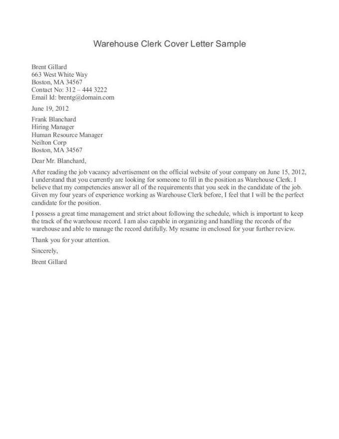 Cover Letter For Sending Resume from i.pinimg.com