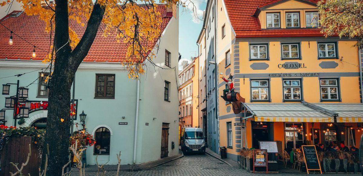 Загадочная Латвия