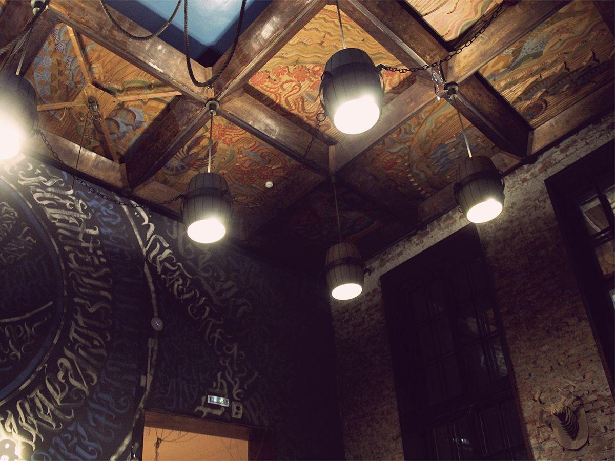 Зал «Бочка», арт-пространство «Дом Культуры». Фото: Evgeniya Shveda