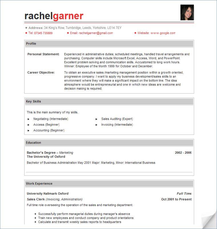 resume online format best 25 online resume template ideas on create resume free online