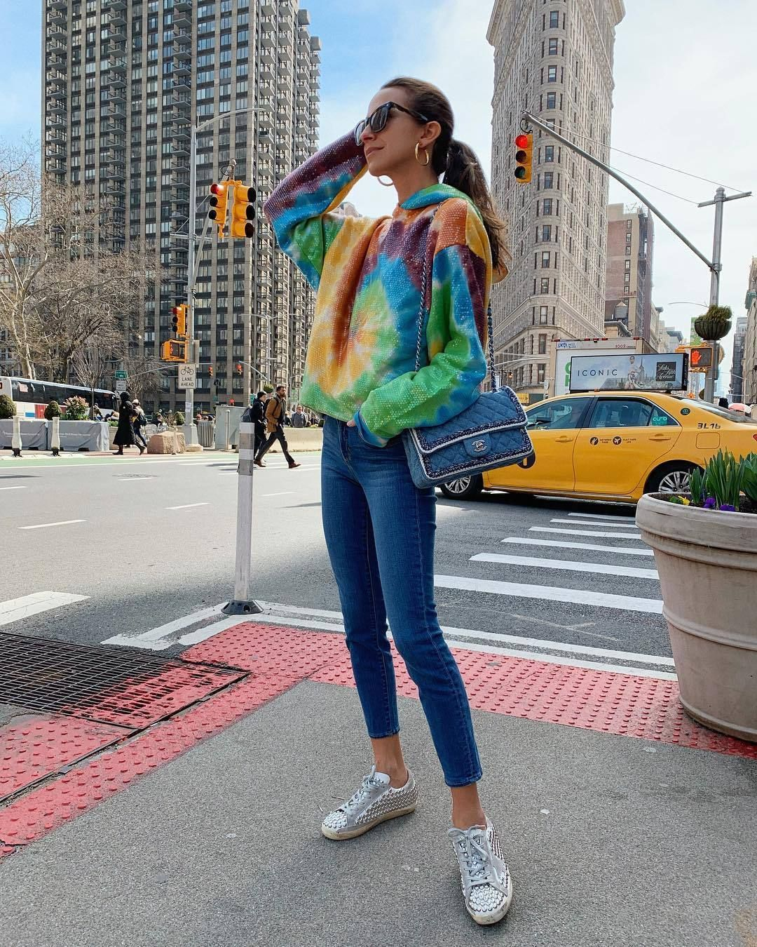 Sweater, $125 at shopbop.com – Wheretoget