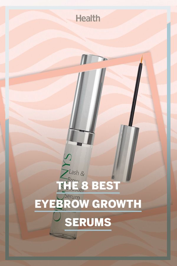 The Best Eyebrow Growth Serums for Fuller, Bolder Arches, According to Dermatologists