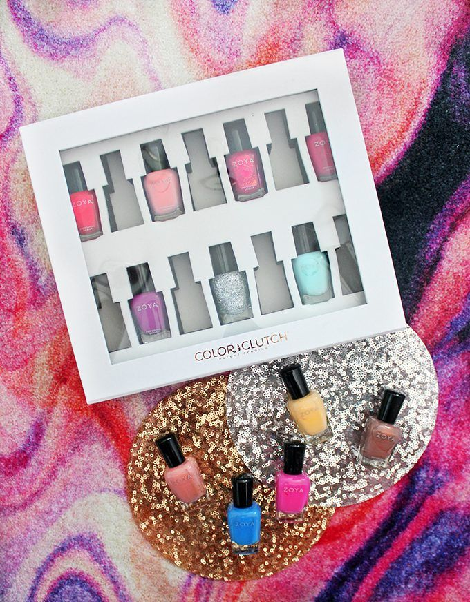 Perfect for manicures at home- the #everydayZoya Barefoot Summer Collection has neutrals & brights! Unique & Thoughtful Gifts for Her She'll Love- Shipped! From crafts to crystals to manicures to yoga on Home in High Heels