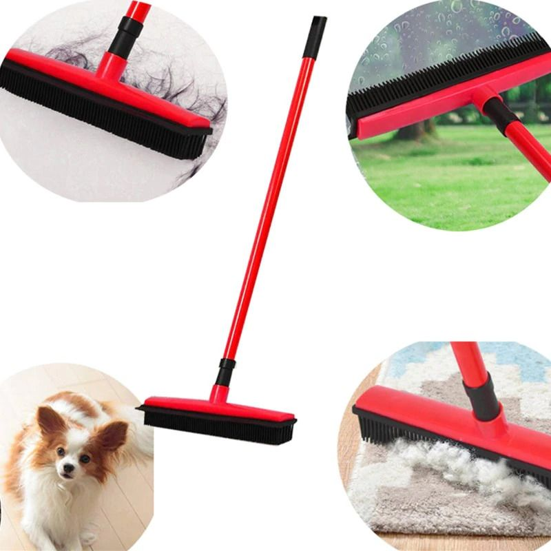 ⭐⭐⭐⭐⭐(5/5) The BeaBos Broom effortlessly cleans any Surface!✨✨✨