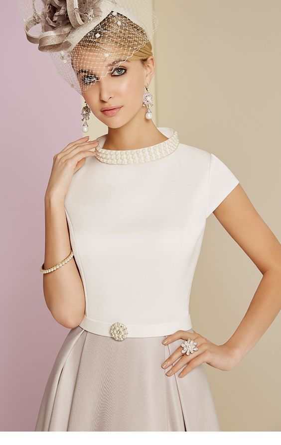 Classy dress and details