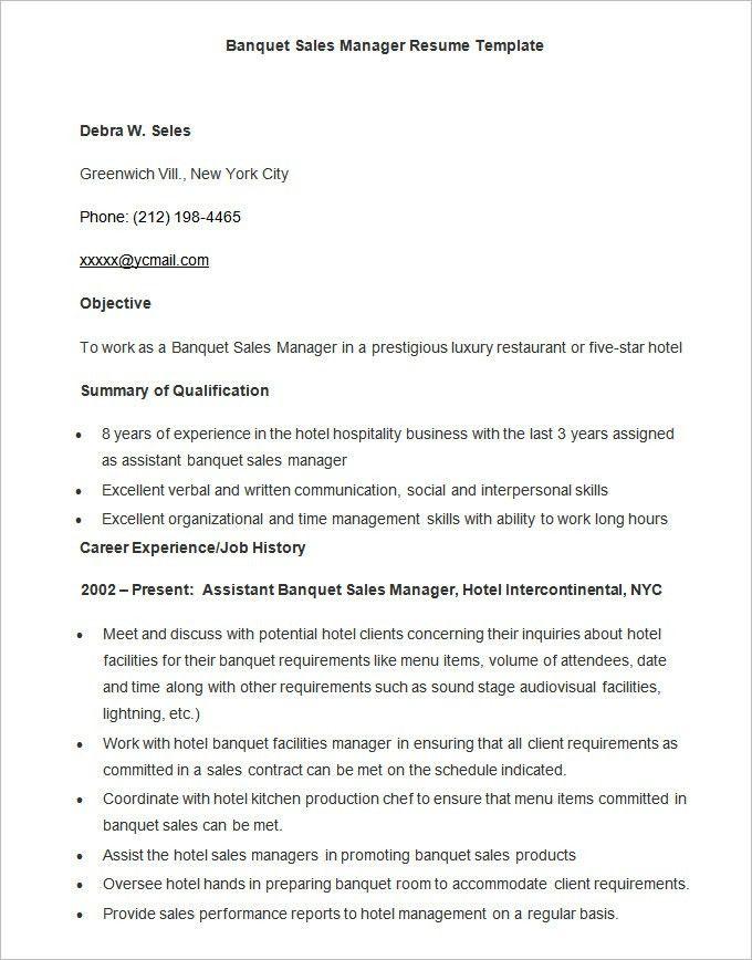 Resume Samples Word Format 50 Free Microsoft Word Resume