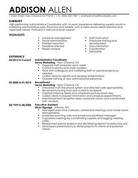 Production Coordinator Resume Production Coordinator Resume - project coordinator resume