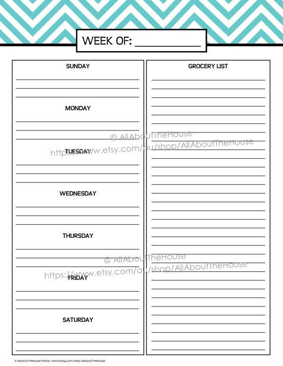 Free Daily Planner Download 221 Best Free Printable To Do Lists - weekly agenda