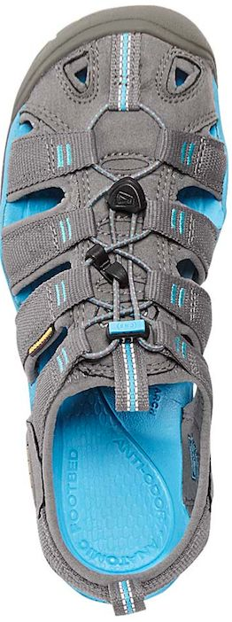 The Keen Women's Clearwater CNX Sandal offers comfort on-campus and off!