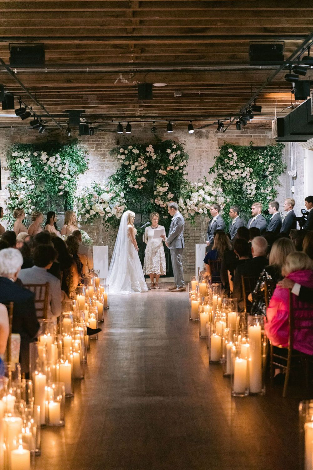 Romantic New Orleans Wedding at The Chicory ⋆ Ruffled